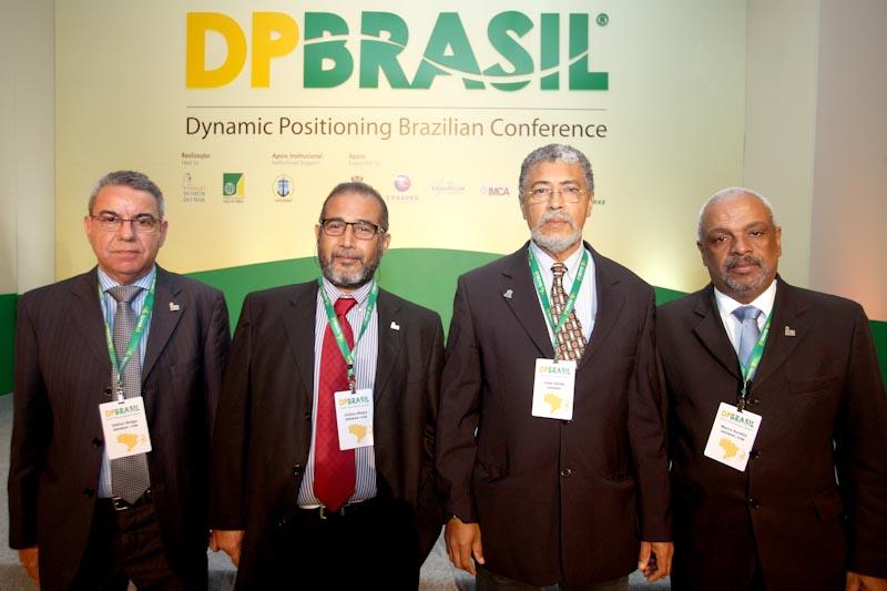 DPBrasil Diretoria na Abertura Conferência