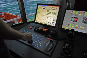 Um dos simuladores de última geração do CSA.