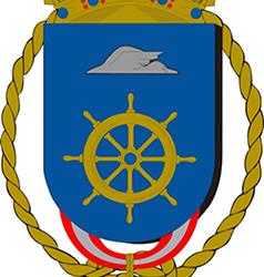 Diretoria Portos e Costas - Escudo