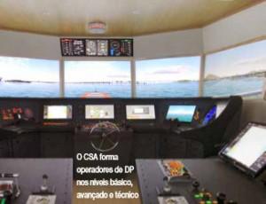 O CSA forma operadores de DP nos níveis básico, avançado e técnico.