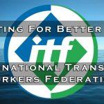 Mensagem de solidariedade da ITF aos marítimos brasileiros da Transpetro e Petrobras