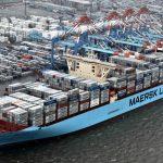 Maersk Line prevê melhoria de US$ 1 bilhão em relação a resultados de 2016