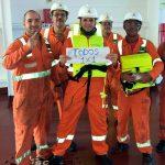 É hora de os marítimos mostrarem que estão dispostos a lutar pelo 1x1 na Transpetro!