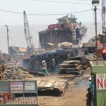 Atividade de desmonte naval é regulamentada pelo Ministério do Trabalho